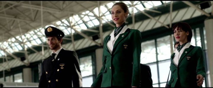 Alitalia torna in TV con tre spot